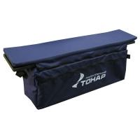 Сумка под сиденье для лодок (длина 82см, синяя)