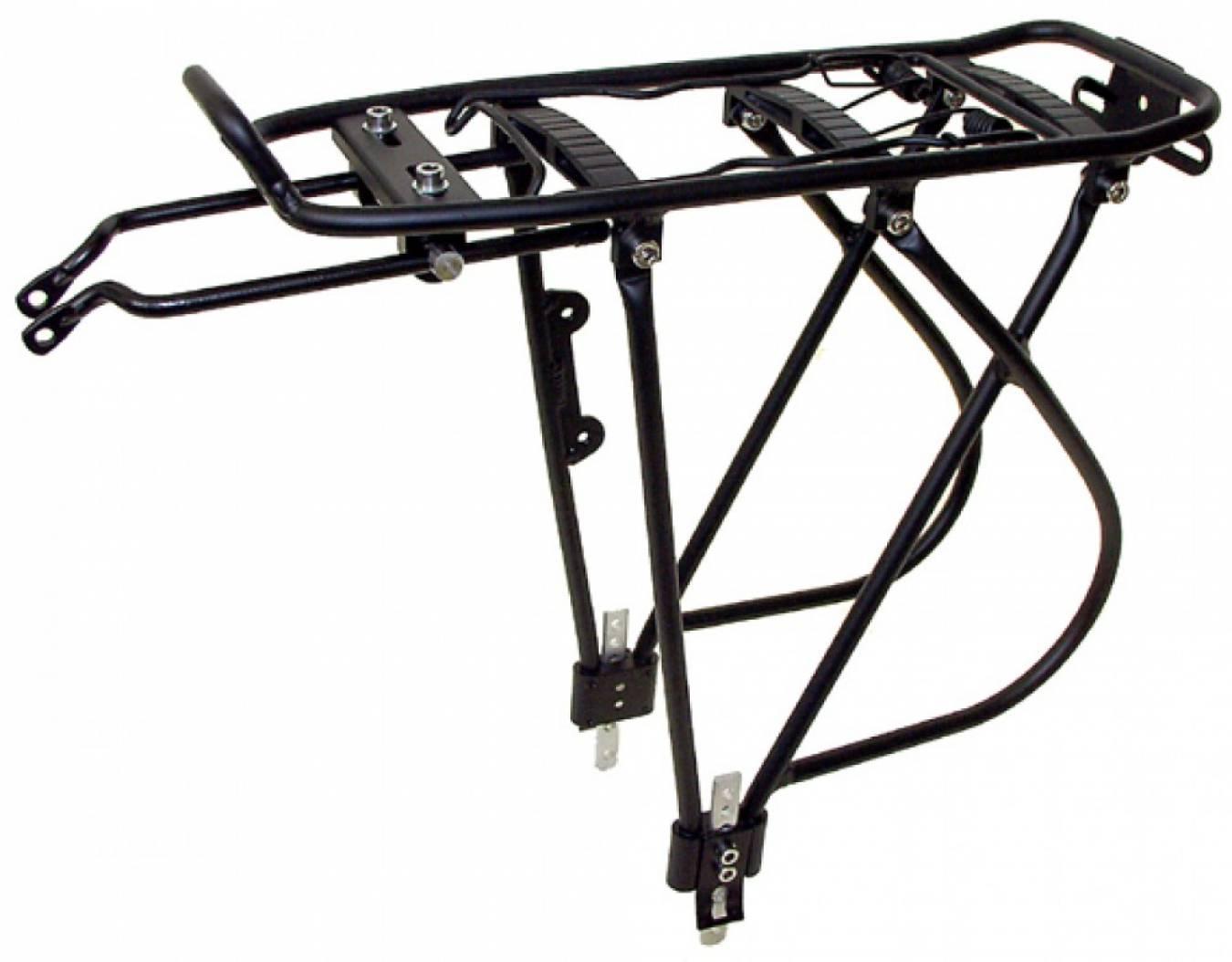 Задний багажник на велосипед