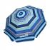 Зонт пляжный Helios d 2,00м с наклоном HS-200N1-K с кнопкой с юбкой